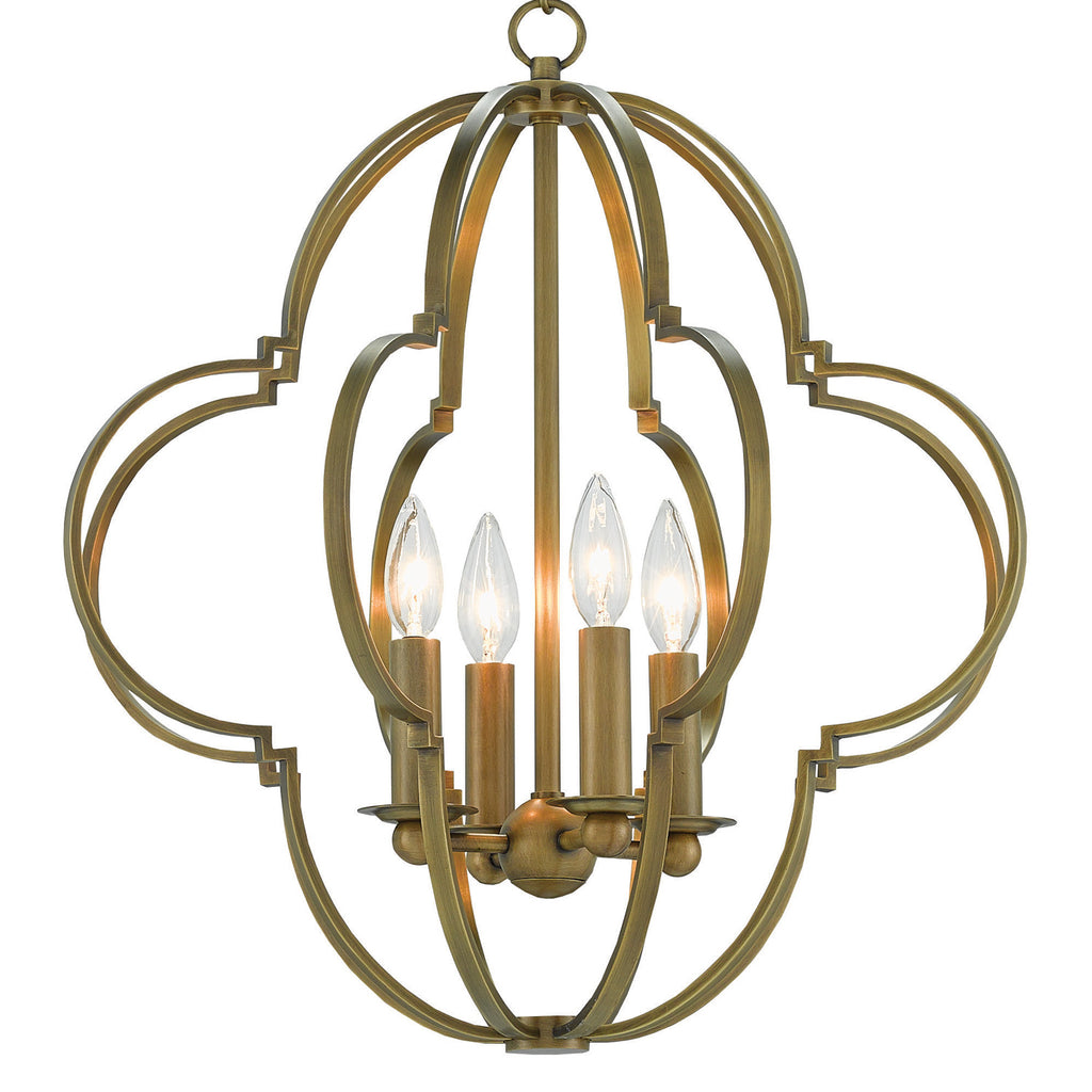 Currey & Co Sojourn Chandelier