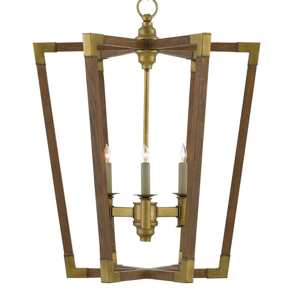 Currey & Co Bastian Chandelier