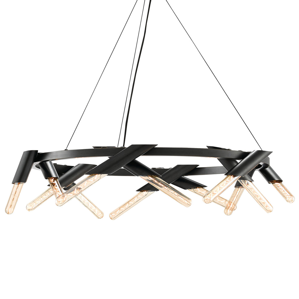 Currey & Co Luciole Chandelier