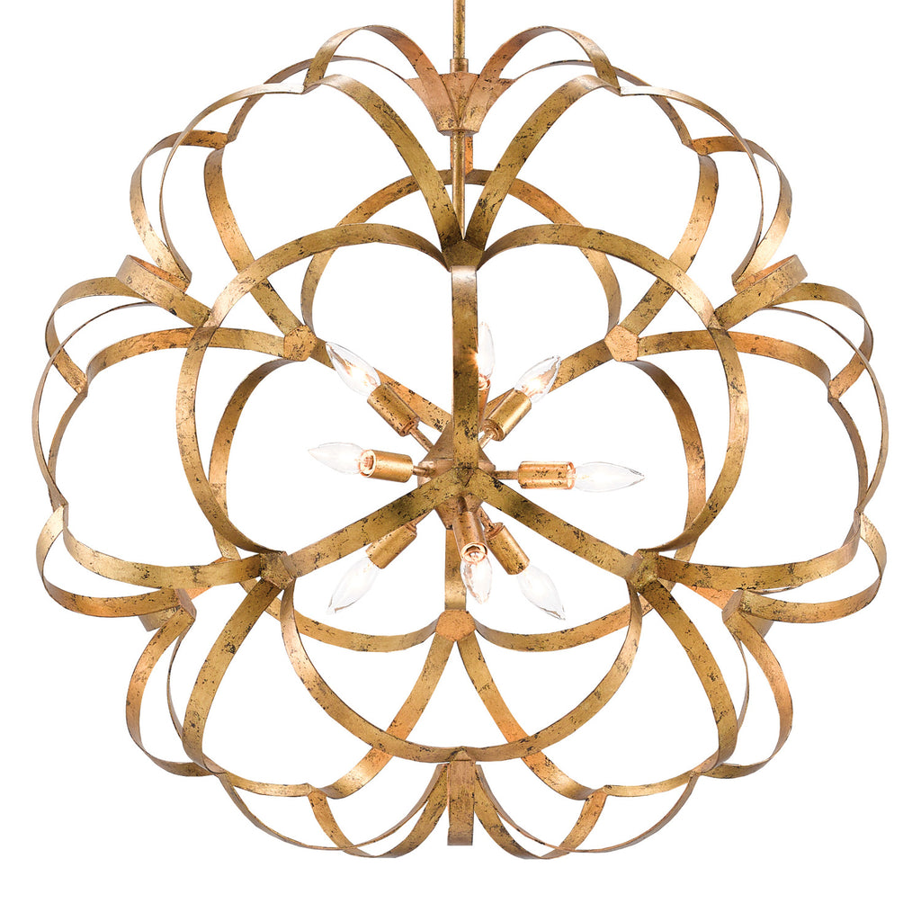 Currey & Co Sappho Orb Chandelier