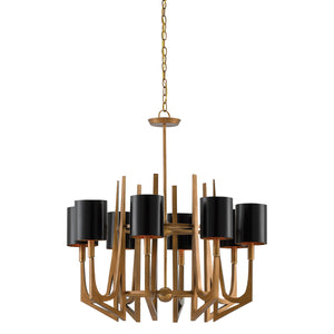 Currey & Co Umberto Chandelier