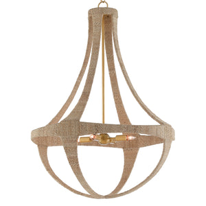 Currey & Co Ibiza Chandelier