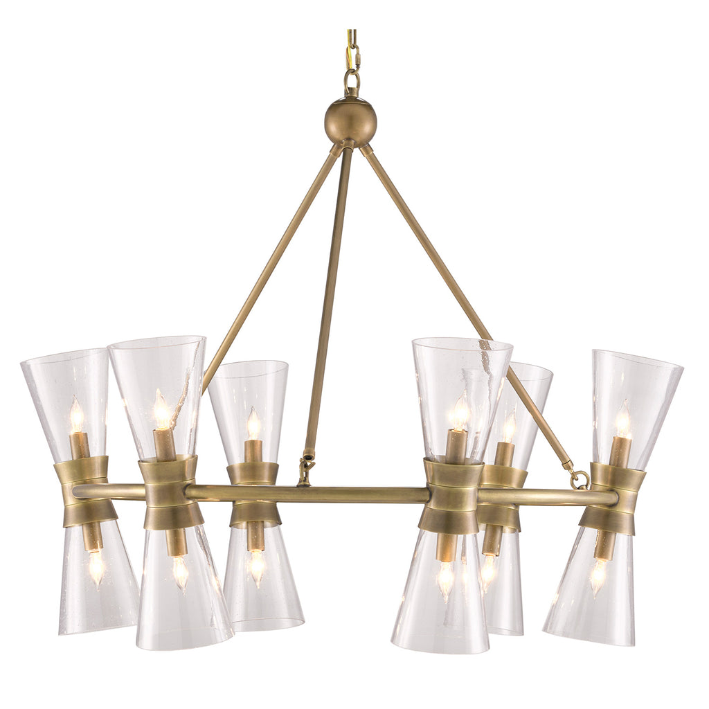 Currey & Co Quennell Chandelier