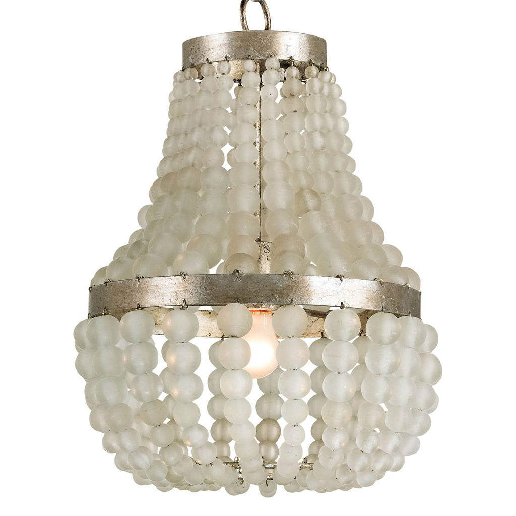 Currey & Co Chanteuse Petit Chandelier