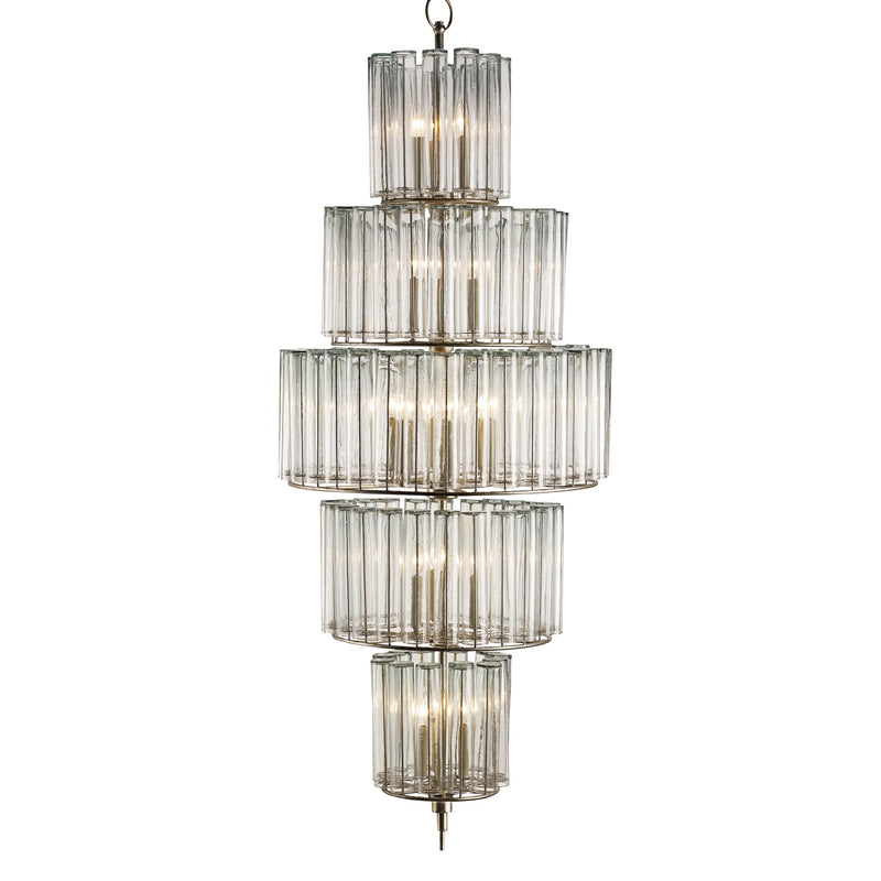 Currey & Co Bevilacqua Large Chandelier