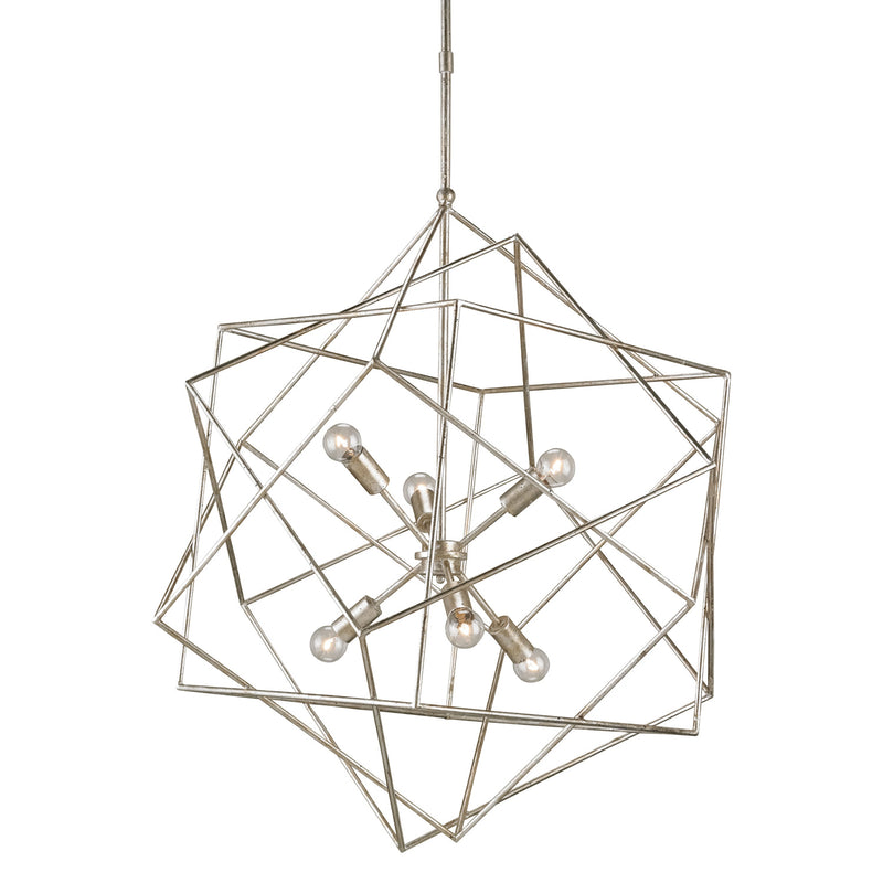 Currey & Co Aerial Chandelier