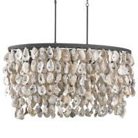 Currey & Co Stillwater Chandelier