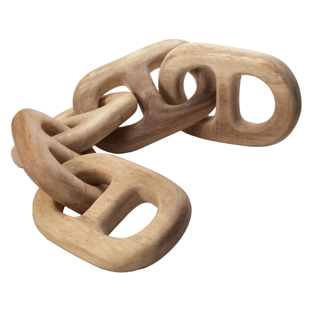 Spenser Chain Link Decorative Object