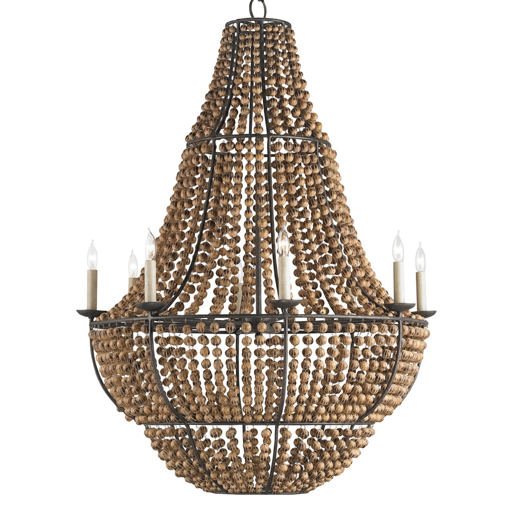 Currey & Co Falconwood Chandelier