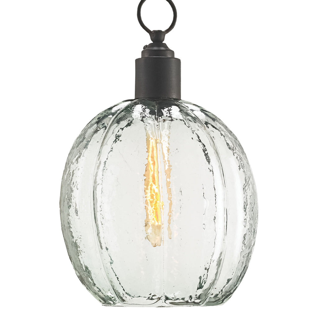 Currey & Co Aquaterra Pendant