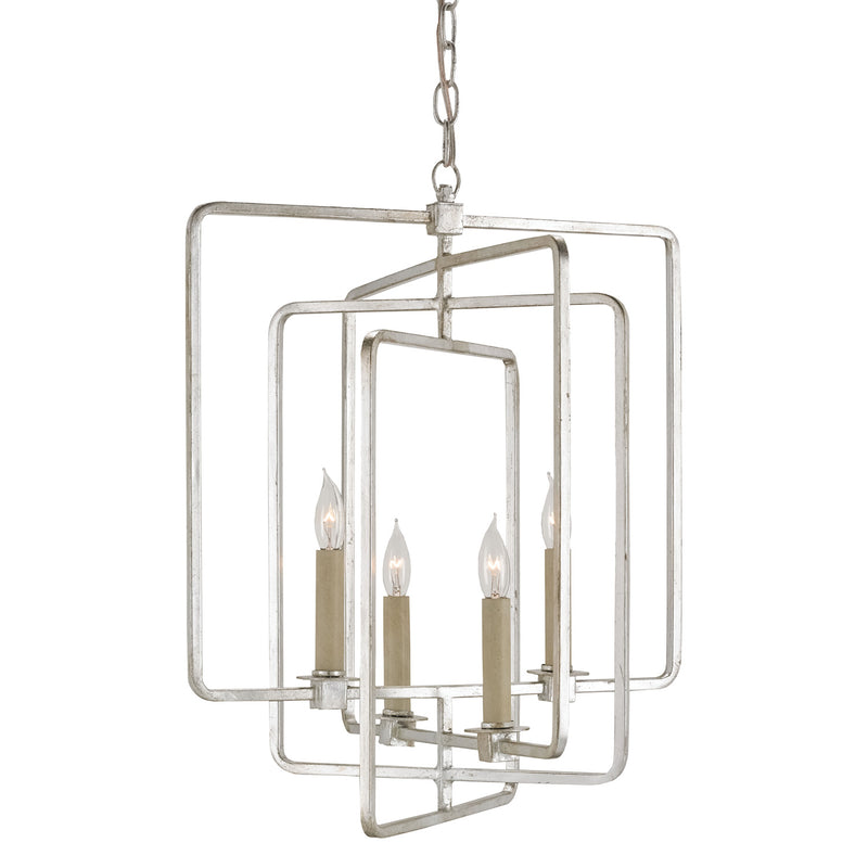 Currey & Co Metro Square Chandelier