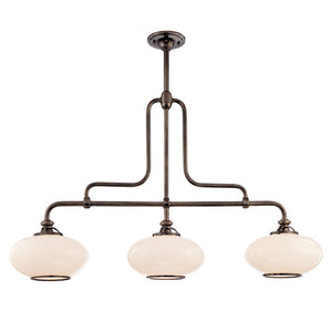 Hudson Valley Canton Island Chandelier