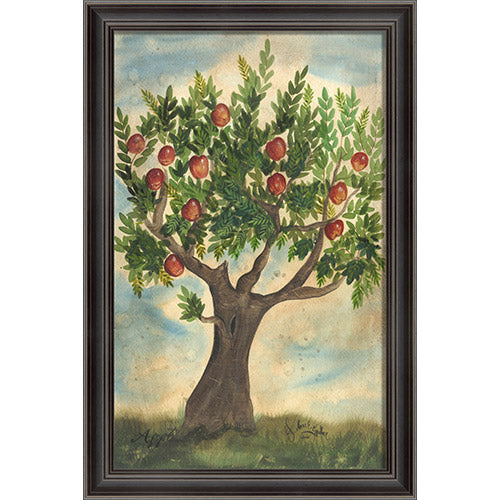 Apple Tree Framed Print