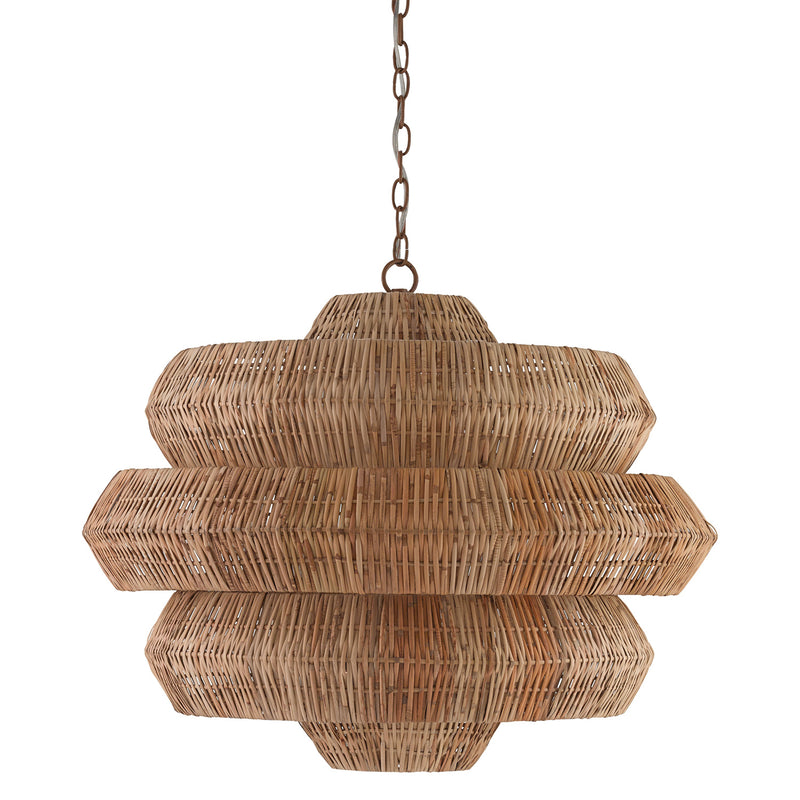 Currey & Co Antibes Chandelier