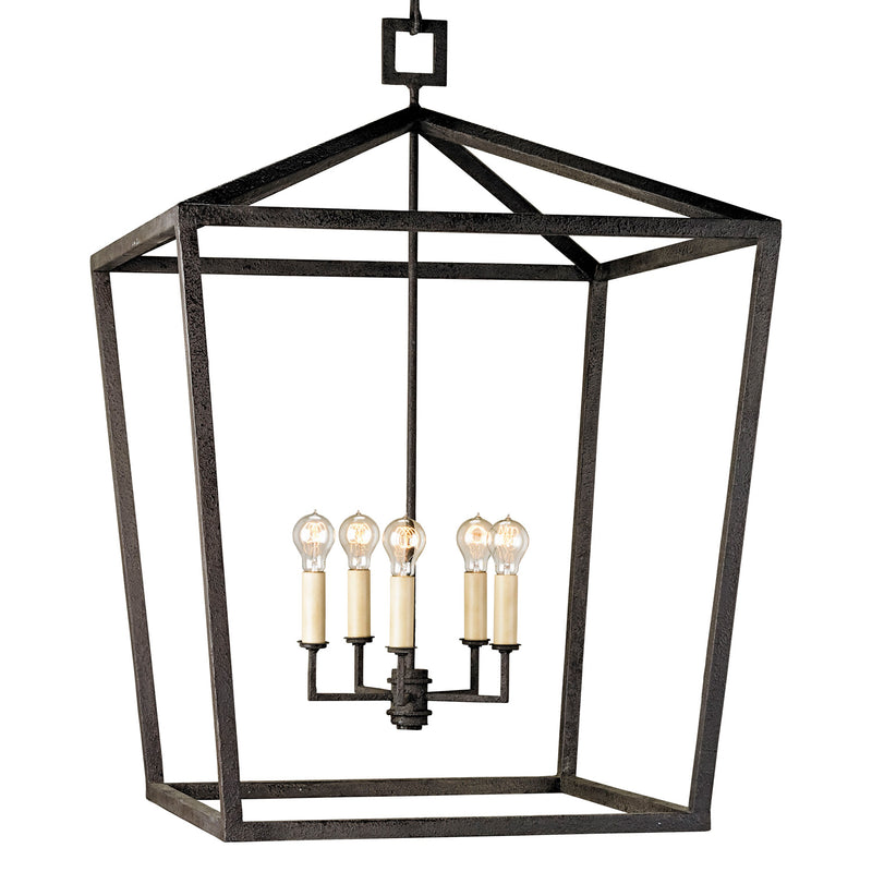Currey & Co Denison Lantern