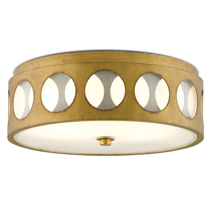 Currey & Co Go-Go Flush Mount