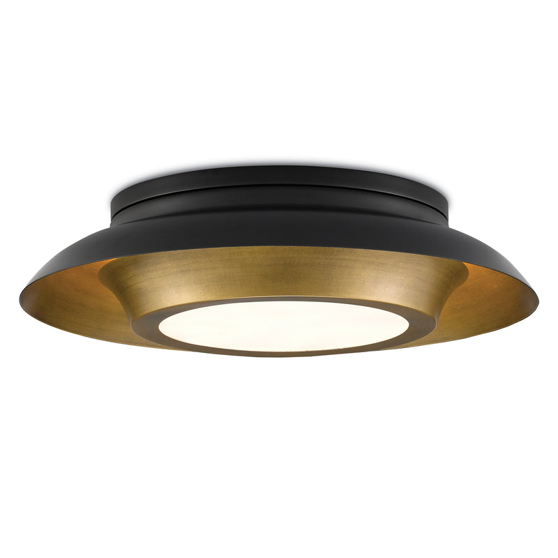 Currey & Co Metaphor Flush Mount