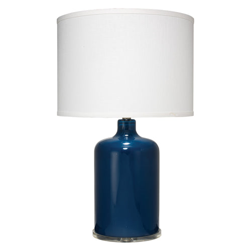 Jamie Young Napa Navy Table Lamp