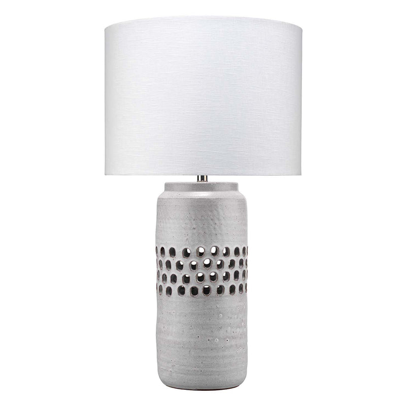Jamie Young Perforated Table Lamp