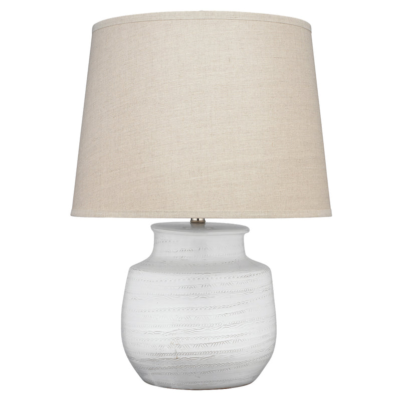 Jamie Young Trace Small Table Lamp