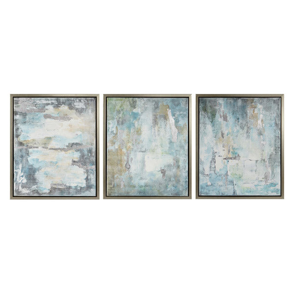 Lavone Framed Oil Painting Set of 3