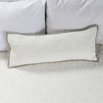Avasa Home Aiden Quilted Lumbar Pillow Sham