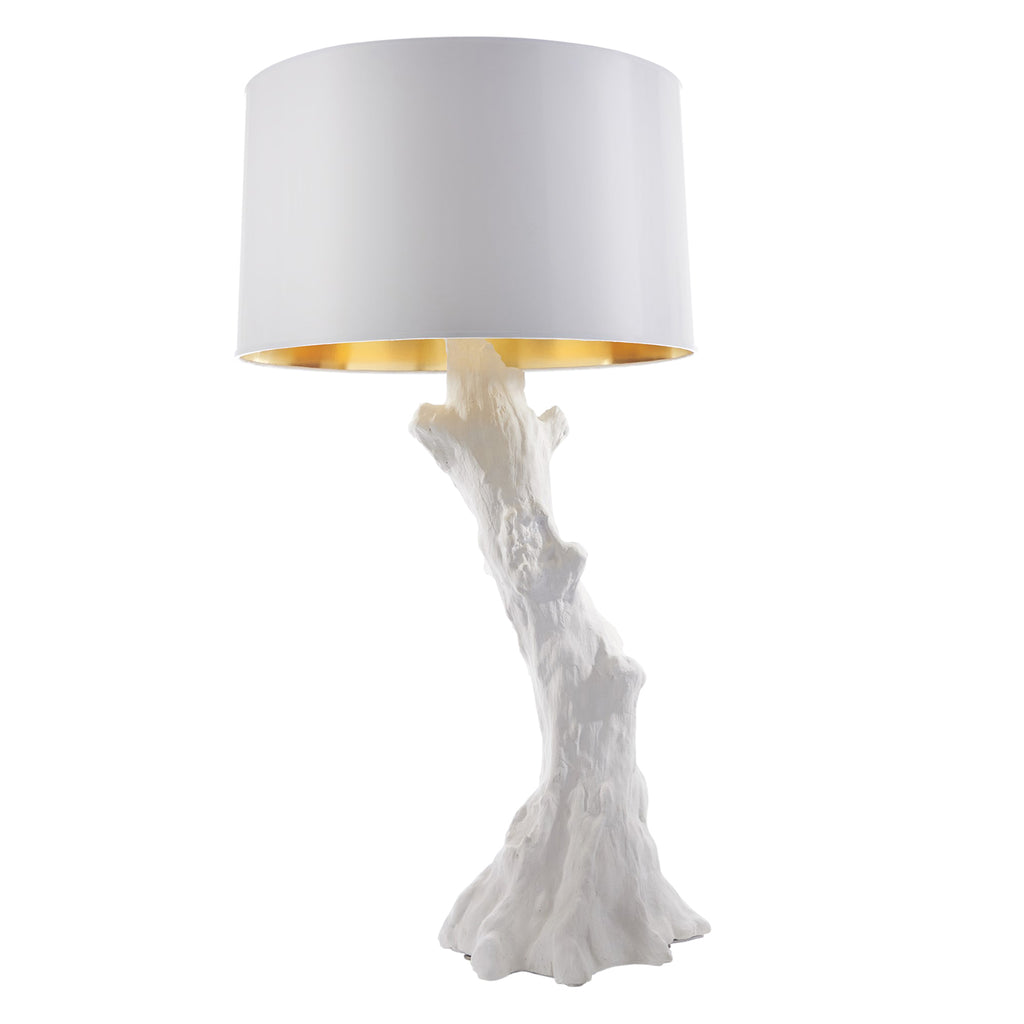 Studio A Faux Bois Table Lamp