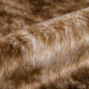 Safari Cowhide Machine Made Rug