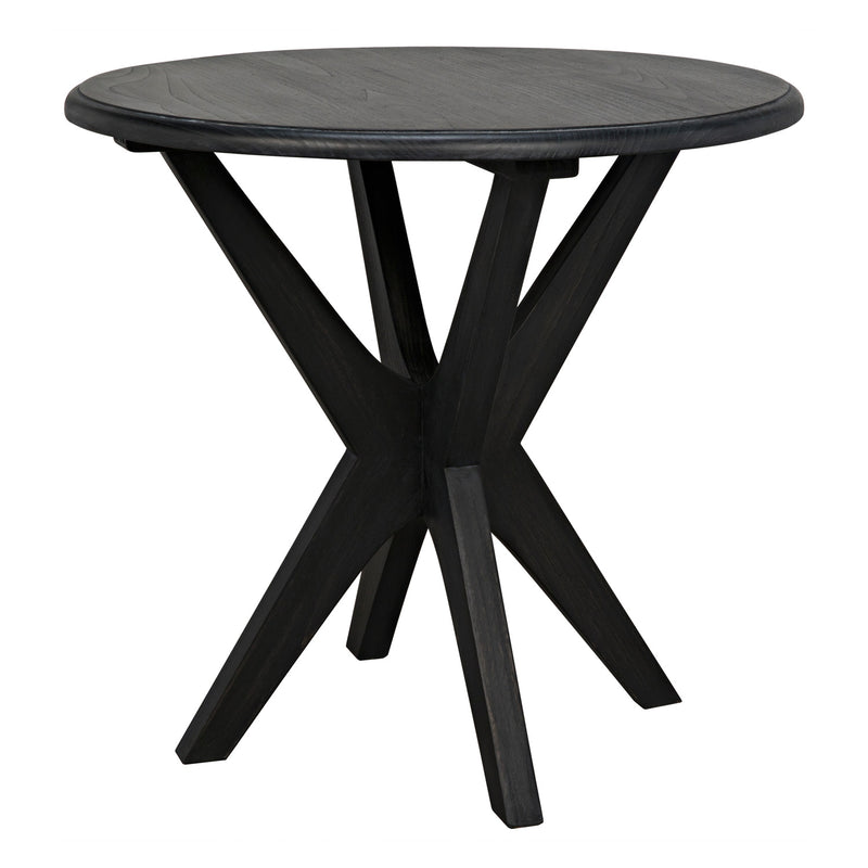 Noir Fox Side Table