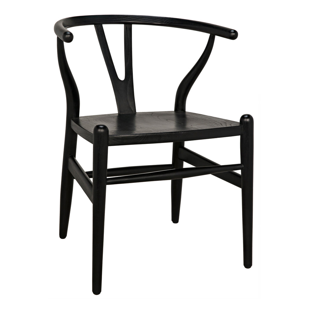 Noir Zola Dining Chair