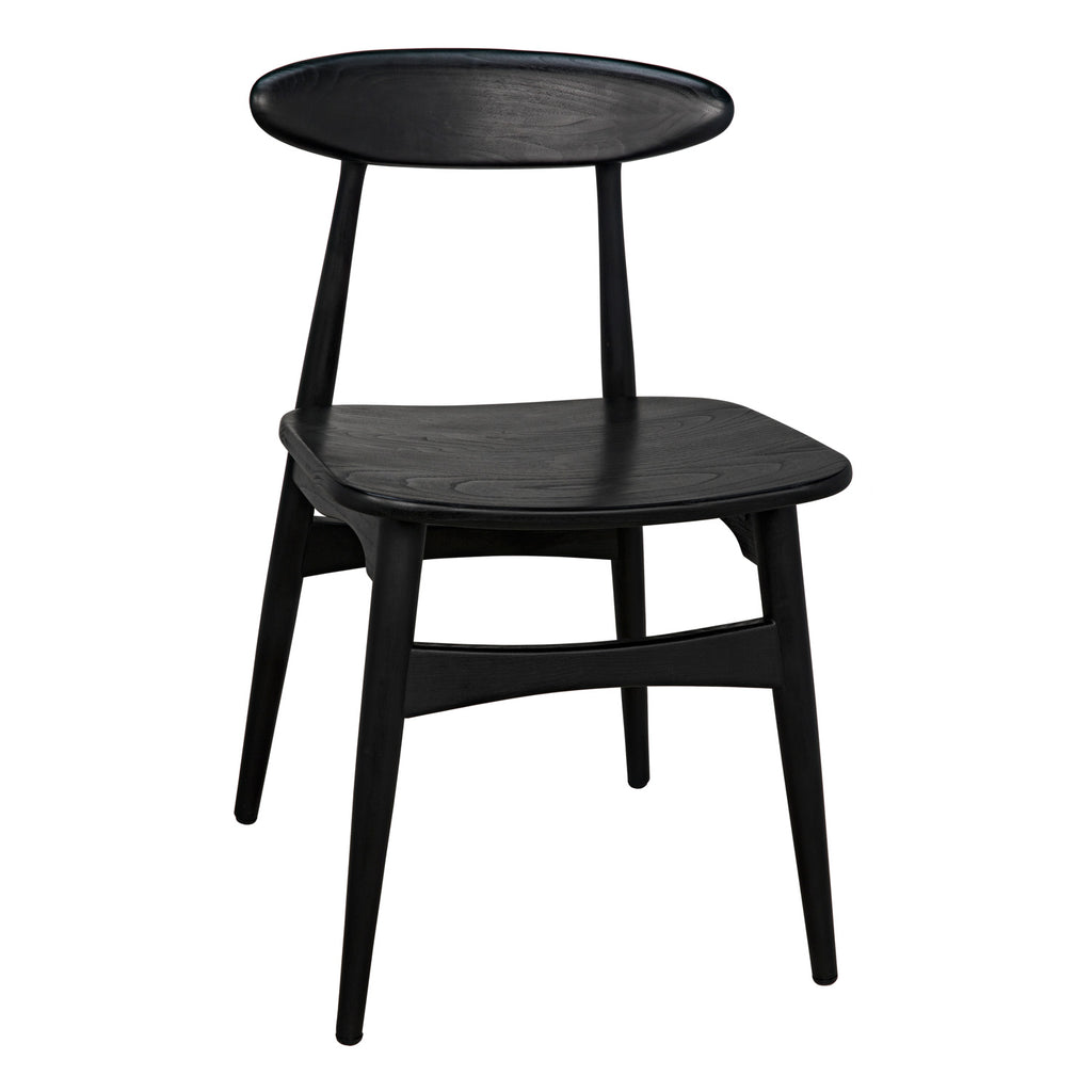 Noir Surf Dining Chair