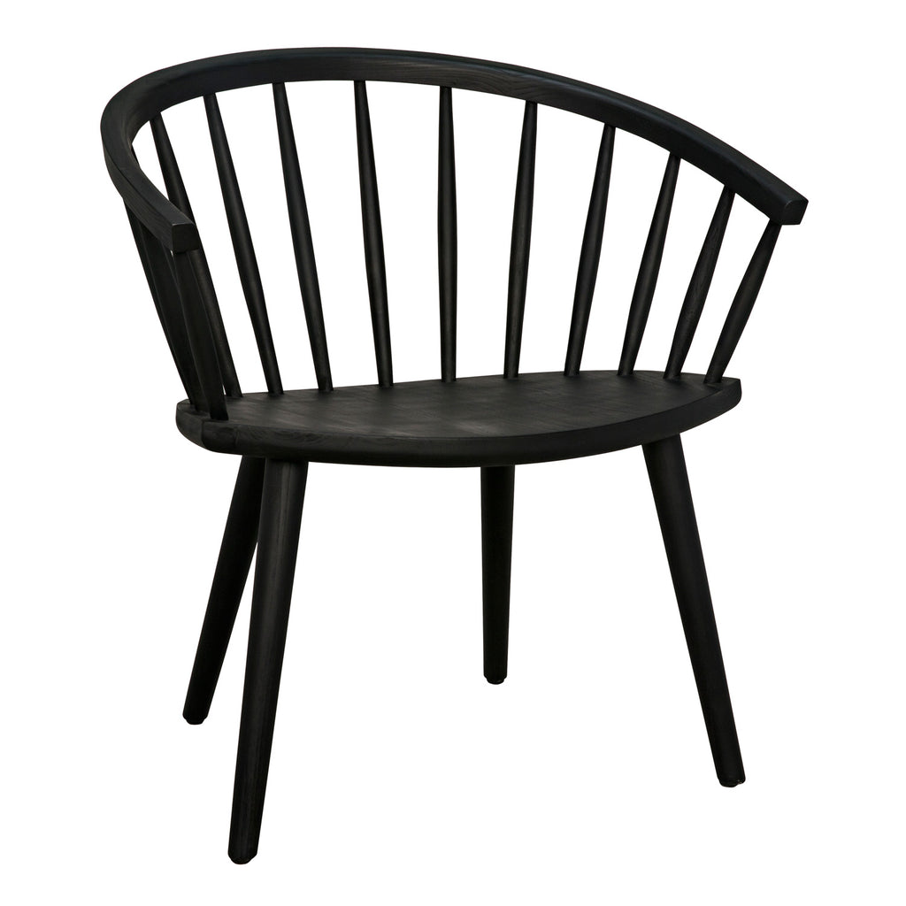 Noir Pauline Chair