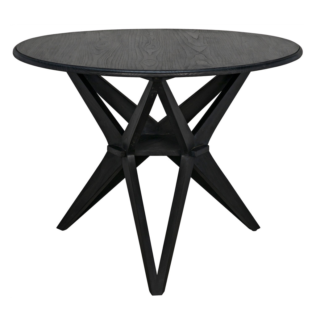 Noir Victor Dining Table