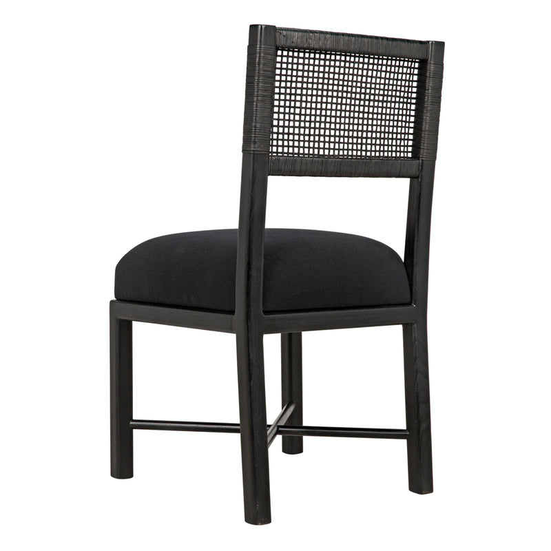 Noir Lobos Chair
