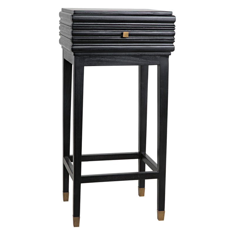 Noir Kitame Side Table