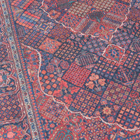 Aarav Quilt Machine Made Rug