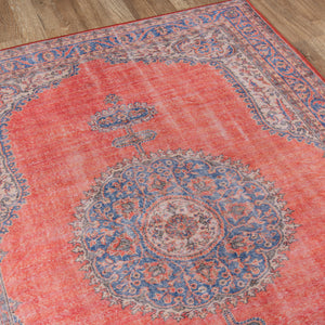 Aarav Pompei Machine Made Rug