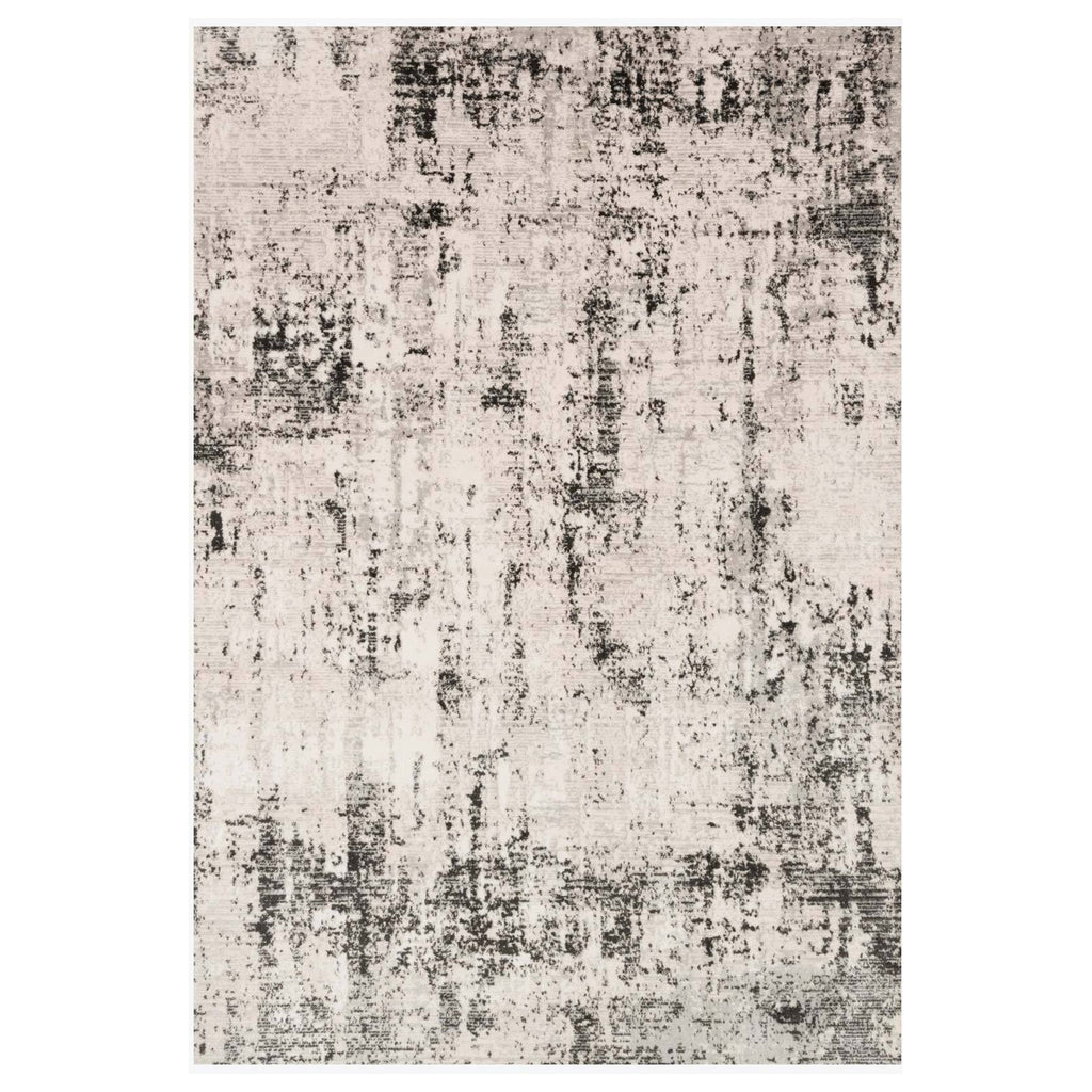 Loloi II Alchemy Silver/Graphite Power Loomed Rug