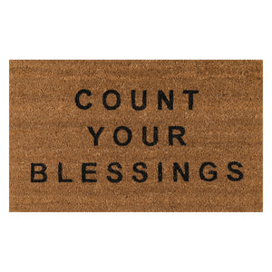 Blessings Door Mat