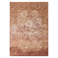 Loloi Anastasia Copper/Ivory Power Loomed Rug