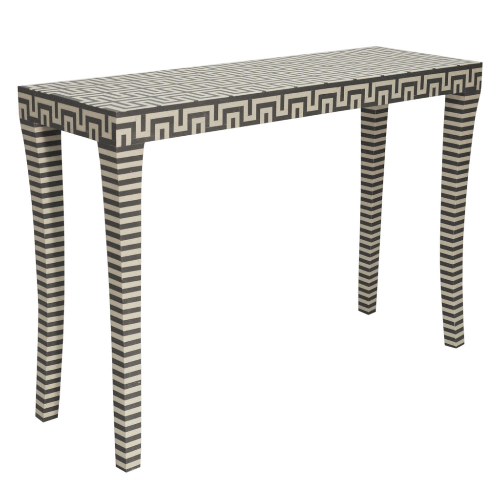 Worlds Away Andes Console Table