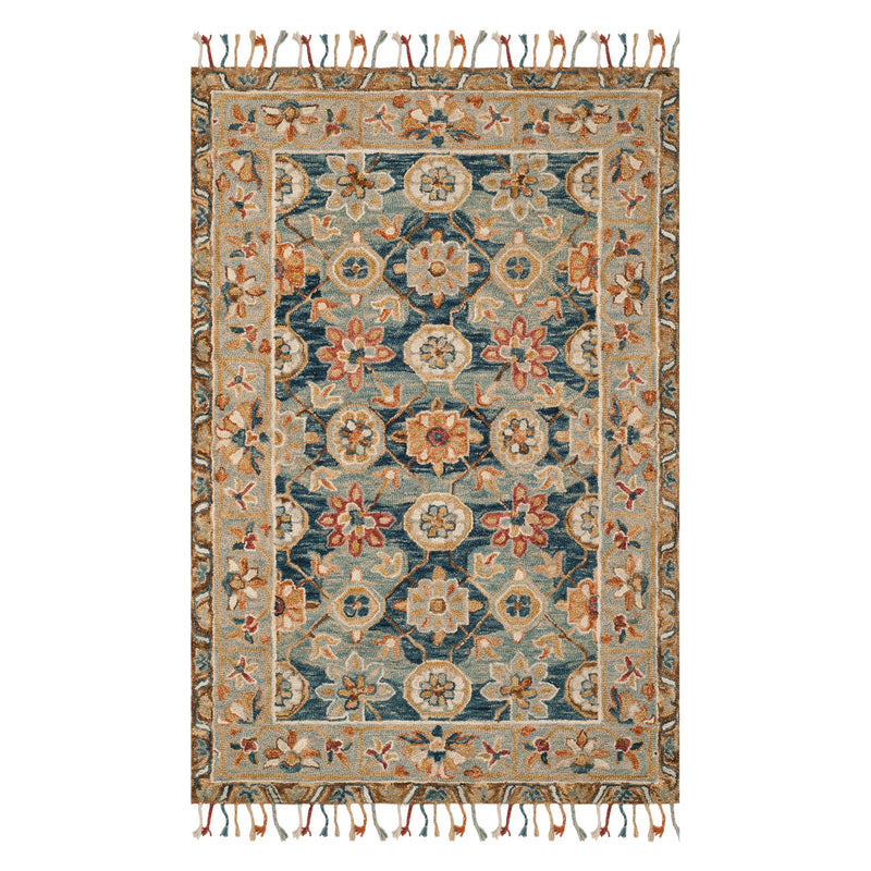 Auburn Arrow Hand Tufted Rug