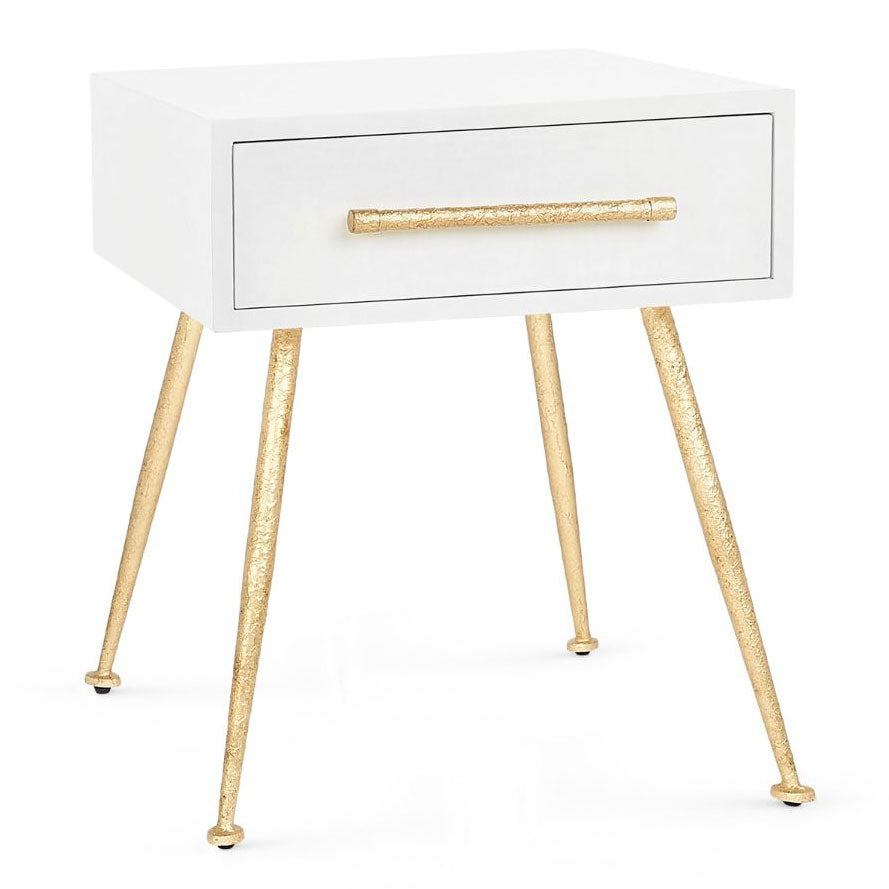Bungalow 5 Arno 1 Drawer Side Table