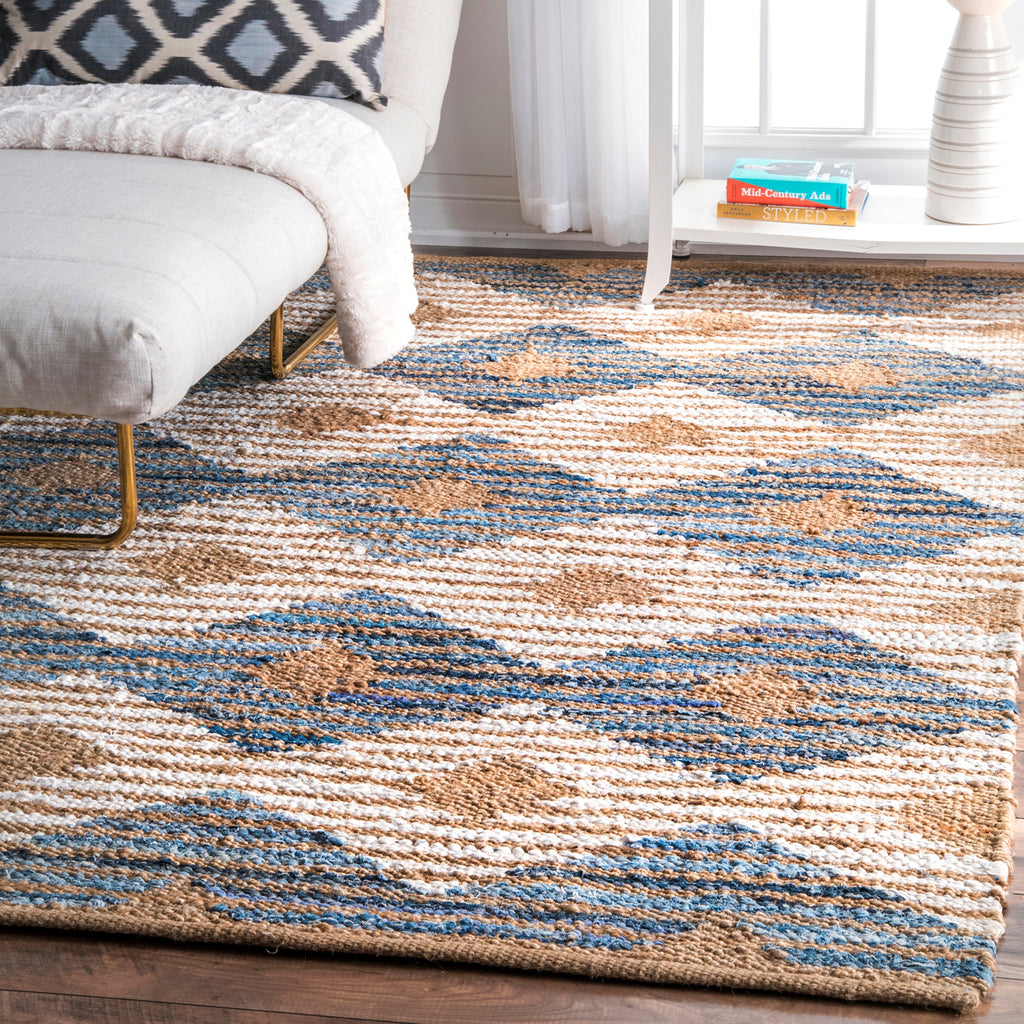 Canal Hand Braided Rug