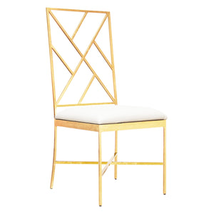 Worlds Away Ashton Dining Chair