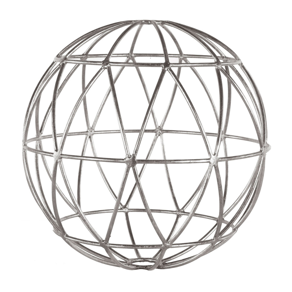 Worlds Away Atlas Sphere Decorative Object - Final Sale