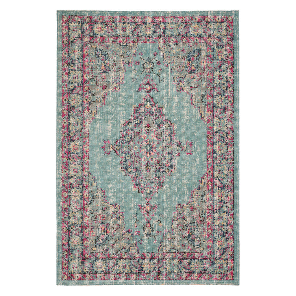 Camelot Medallion Power Loomed Rug