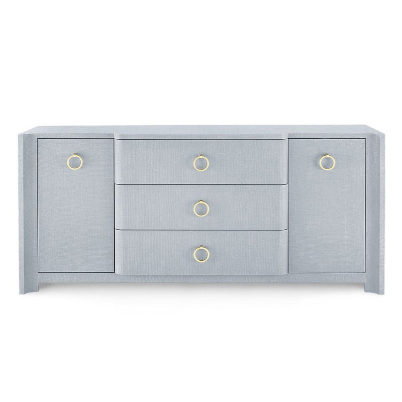 Bungalow 5 Audrey 3 Drawer/2 Door Cabinet