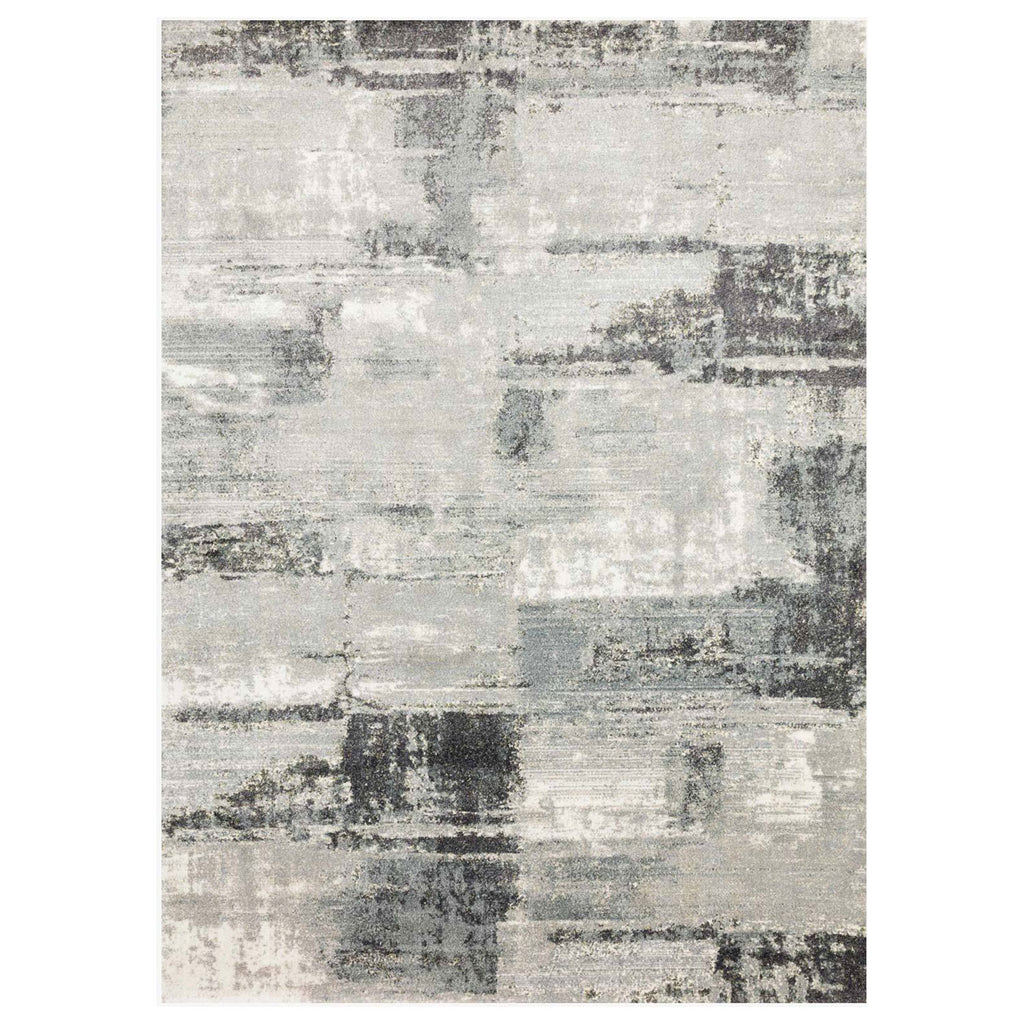 Loloi Augustus Slate Blue Power Loomed Rug