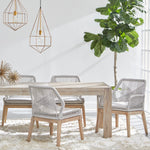 Loom Dining Chair Set of 2